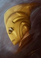 Art Trade - Rocketeer by The-Spooky-Man