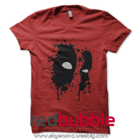 Deadpool Shirt by Therbis