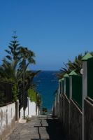 alley to the sea by FreSch85