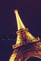 Eiffel by danimals