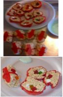 Sushi Candy by InkArtWriter