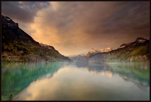 Morning in Switzerland by IgorLaptev