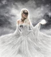 White Queen by AndyGarcia666