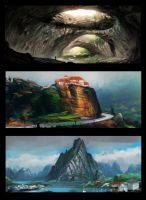 Environment studies by beaulamb1992