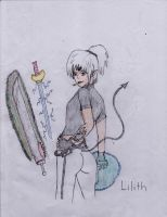 Lilith by HavocZero66