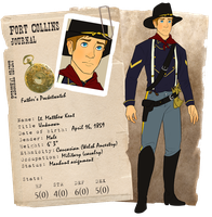Lt. Kent - Fort Collins by WesternSpice