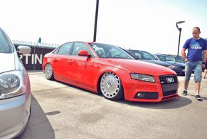 RACEISM Event 2014 - Audi A4 B8 by 2micc