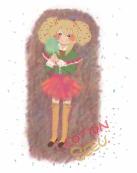 40. Cotton candy by evergreen-rew