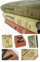 Zombie Survival Book Set by xSianx