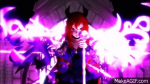 RomeoAndCinderella Gif! by chiorihime