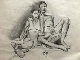 David and Marcia 1 by ApplesauceOverlord
