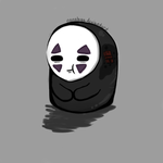 Baby No Face! by spirallix