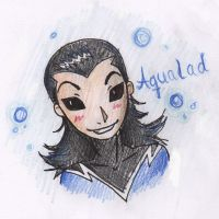 Aqualad by Uniformshark