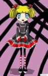 gothic lolita by MadHatterMad
