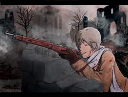 APH-Battle of Stalingrad by Nekromantics