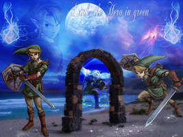 Link Wallpaper by Vanessa28