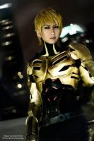 Onepunch-man Genos by okageo
