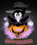 Happy Halloween '14! by spiffychicken