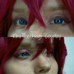 Lenses from FunnyLens.de! by KiraTheUsagii