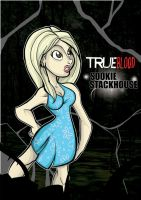 Sookie Stackhouse by LiamDoodles