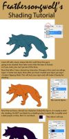 Shading Tutorial by Feathersongwolf