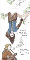 Hobbit - Brothers by honest-liar-13