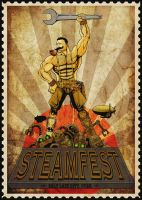 Steamfest Manly Hero by theDOC30427