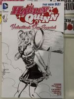 Harley Sketchcover by hdub7