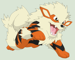 Pokemon Base 86~Arcanine 1~ by Xbox-DS-Gameboy