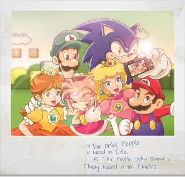 CTST_NintengaArtists_Valentine by MaycolBueno