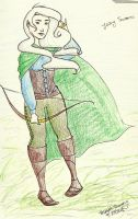 Young Saoirse by psychoviolinist1012