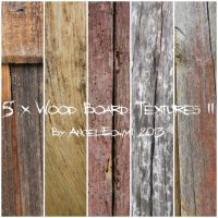 Wood Boards Texture Pack 2 by AngelEowyn