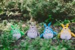 How To Make Totoro Plush! by kawaiikakkoiisugoi