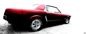 Ford Mustang by ollite20