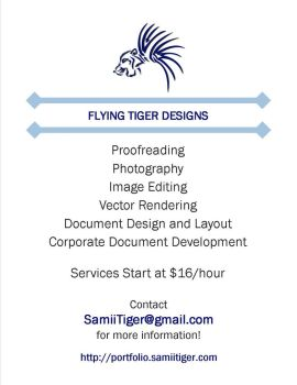 Flying Tiger Ad by samiitiger