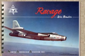 North American ''Ravage'' dive bomber by Bispro