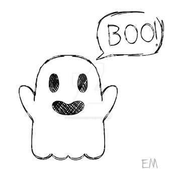 Ghostie [GIF] by epicmurdock