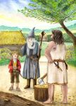 Meeting with Beorn by Oikeus