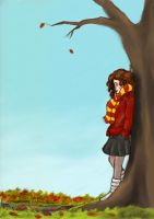 Hermione's Fall by ThroughMyThoughts
