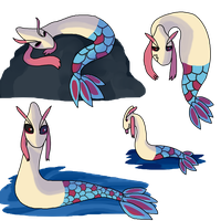 P-ARPG Milotic Payment by SophSouffle