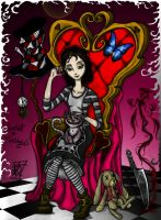 ALICE: Comfort In Madness by Scorpius007
