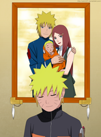 Uzumaki Family by Seiichi97