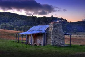 Brayshaw's Hut by WildWassa
