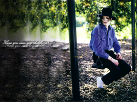 Michael Jackson Wallpaper 03 by my-beret-is-red