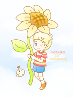 MOTHER3 10th Anniversary by soyulmayo