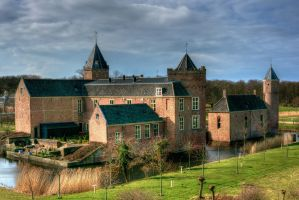 Kasteel Westhove. by TLO-Photography