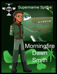 Mechanid World: Morningfire Dawn Smith by Aileen-Rose