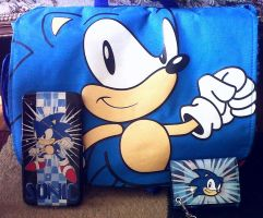 Sonic Fan? What Was Your First Hint? by shazam26