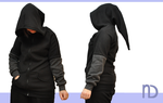 Shadow Link Hoodie by NymphadoraDesigns