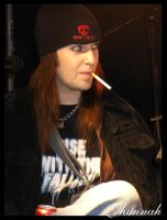 Children of Bodom, Alexi XVII by jhonnah